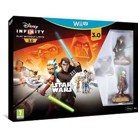 Disney Infinity 3.0: Star Wars + Twilight of the Republic - Bundle (Wii U)