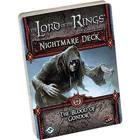 The Lord of the Rings: Kortspel - The Blood Of Gondor - Nightmare Deck (exp.)