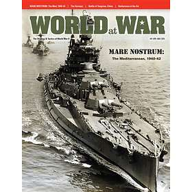 World at War Issue #41 Mare Nostrum