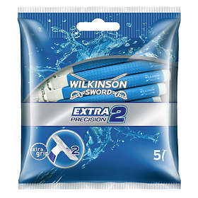 Wilkinson Sword Extra 2 Precision Disposable 5-pack