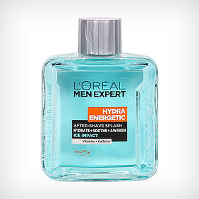 L'Oreal Men Expert Hydra Energy Ice Impact After Shave Lotion Splash 100ml