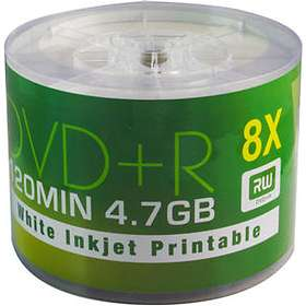 Aone DVD+R 4.7GB 8x 50-pack Cakebox Inkjet