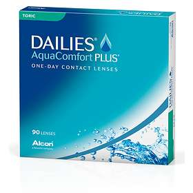 Alcon Dailies AquaComfort Plus Toric (90-pakning)