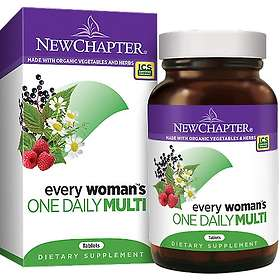 New Chapter Every Woman's One Daily 48 Tabletter