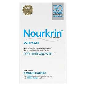 Nourkrin Hair Growth Woman 180 Tablets