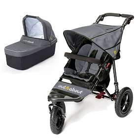 Out n About V4 Nipper 360 - Single (Combi Pushchair)