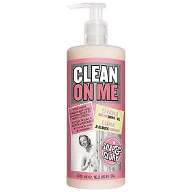 Soap & Glory Clean On Me Shower Gel 500ml