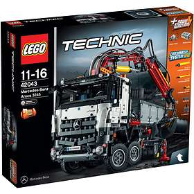 LEGO Technic 42043 Mercedes - Benz Arocs 3245