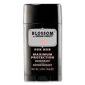 Herban Cowboy Organic Grooming Blossom Deo Stick 80g