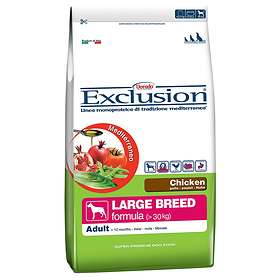 Dorado Exclusion Adult Mediterraneo Large Chicken 12,5kg