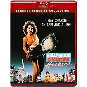 Hollywood Chainsaw Hookers (UK)