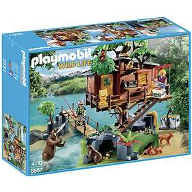 Playmobil Wild Life 5557 Adventure Tree House