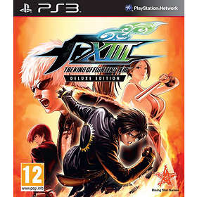 The King of Fighters XIII - Deluxe Edition (PS3)