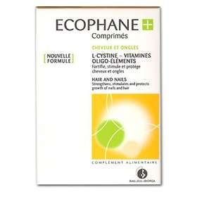 Ecophane Hair And Nails 60 Capsules