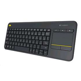 Logitech Wireless Touch Keyboard K400 Plus (EN)