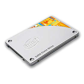 "Intel Pro 2500 Series 2.5"" SSD 360GB"