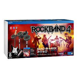 Rock Band 4 (inkl. Instrument) (PS4)