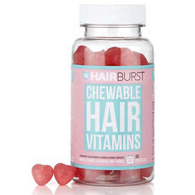 Hairburst Chewable Hair Vitamins 60 Kapslar