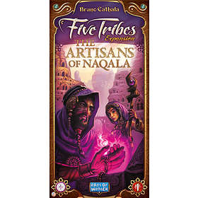 Five Tribes: The Artisans Of Naqala (exp.)