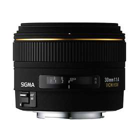 Sigma 30/1.4 EX DC HSM for Canon