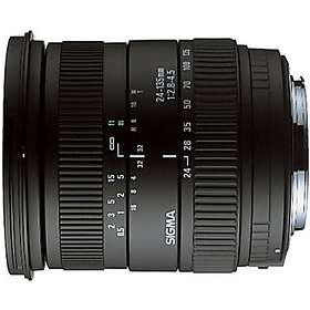 Sigma 24-135/2.8-4.5 IF for Canon