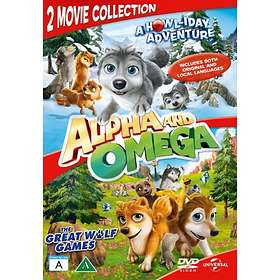 Alpha and Omega: A Howl-iday Adventure + The Great Wolf Games