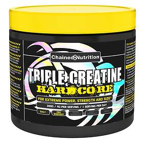 Chained Nutrition Triple Creatine Hardcore 0,3kg