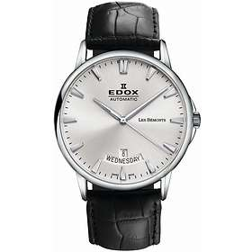 Edox Les Bémonts Day Date 83015 3 BIN