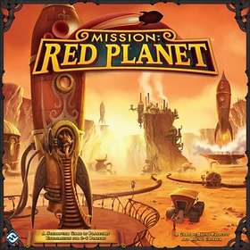 Mission Red Planet (2nd Edition)