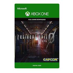 Resident Evil 0: HD Remaster (Xbox One)