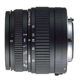 Sigma 18-50/3,5-5,6 DC for Sony A
