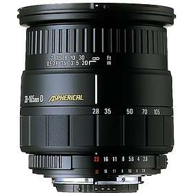 Sigma 28-105/2,8-4,0 DG for Sony A