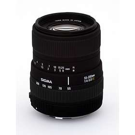 Sigma 55-200/4,0-5,6 DC for Sony A