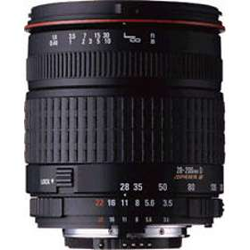 Sigma C 28-200/3.5-5.6 for Sony A