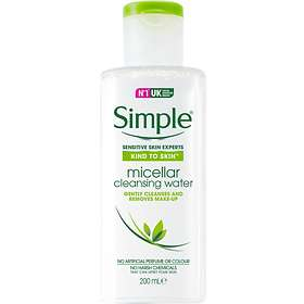 Simple Skincare Micellar Cleansing Water 200ml