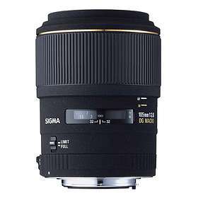 Sigma 105/2.8 EX DG Macro 1:1 for Sony A