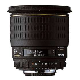 Sigma 24/1,8 EX DG for Sony A