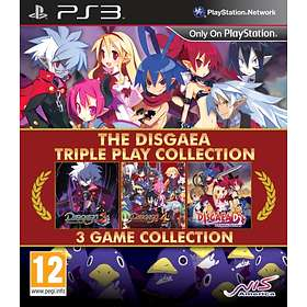The Disgaea - Triple Play Collection (PS3)