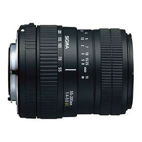 Sigma 55-200/4.0-5.6 DC for Pentax