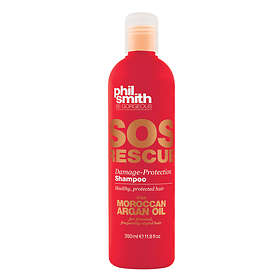 Phil Smith SOS Rescue Damage Protect Shampoo 350ml