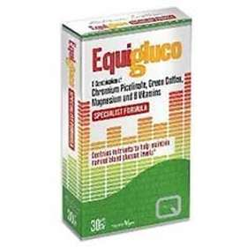 Quest Vitamins Equigluco 30 Tabletter
