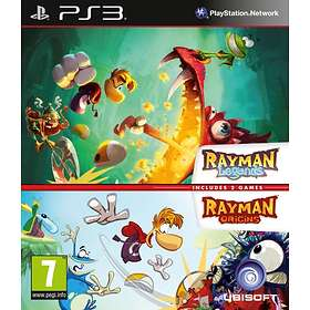 Rayman Legends + Rayman Origins - Double Pack (PS3)