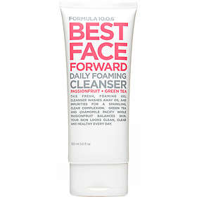 Formula 10.0.6 Best Face Forward Daily Foaming Cleanser 100ml