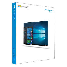 Microsoft Windows 10 Home Spa (64-bit OEM)