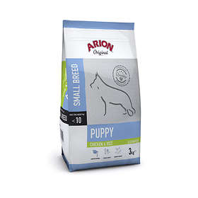 Arion Petfood Dog Puppy Small 7,5kg