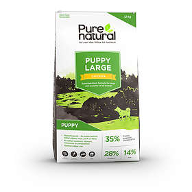 Pure Natural Dog Puppy Large Chicken 12kg