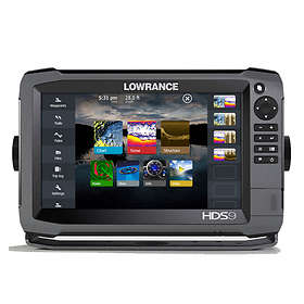 Lowrance HDS-9 Gen 3 (Excl. transducer)