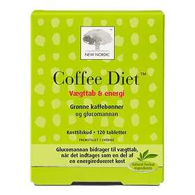 New Nordic Coffee Diet 120 Tablets