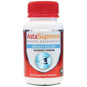 AstaSupreme Advanced Eye Care 60 Capsules
