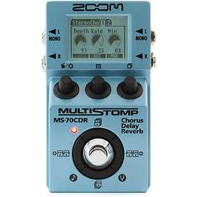 Zoom MS-70CDR Chorus/Delay/Reverb